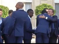Coupe du monde 2018 : Les bleus reçus à l'Elysée par Emmanuel Macron