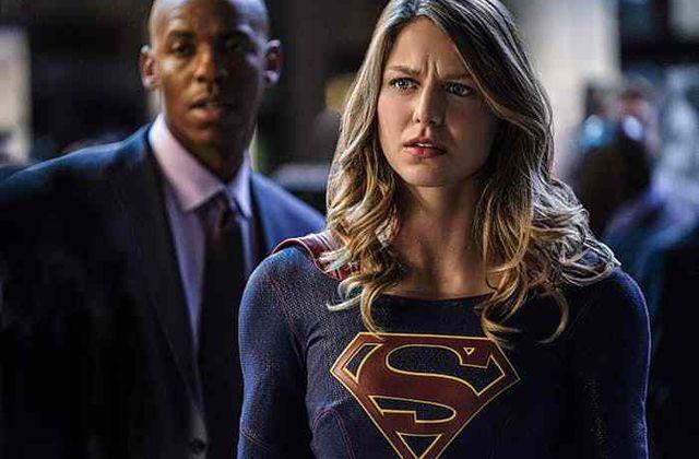 Critiques Séries : Supergirl. Saison 2. Episode 5.