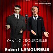 Yannick Bourdelle e(s)t Robert Lamoureux - L'Archipel - Salle 2 - rouge | BilletReduc.com