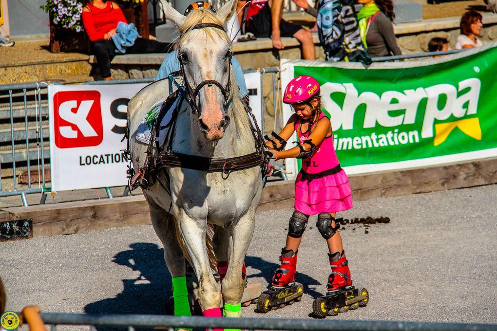 Fête du cheval du Val d'Allos 2016