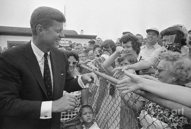 Message de John F. Kennedy : L'Alliance a des Plans