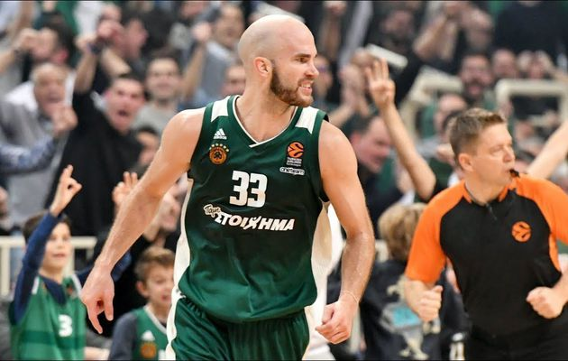 EuroLeague : le FC Barcelone confirme la signature de Nick Calathes pour trois saisons