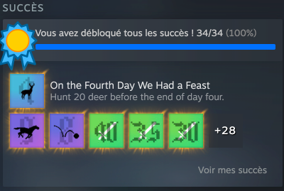 "Gagner le Succès ""On the Fourth Day We Had a Feast"" sur Kingdom: Classic (Steam)"