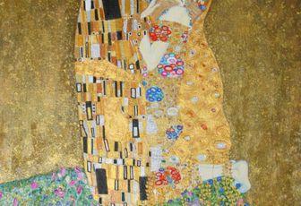 """"""" Il Bacio"""" di Klimt"""