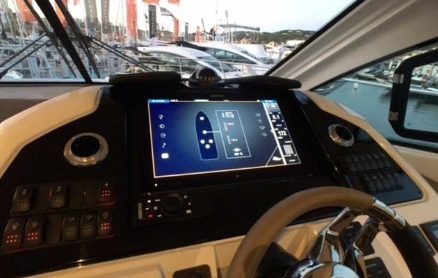 Bénéteau Inaugurates the Connected Boat of Tomorrow, with Ship Control Technology!