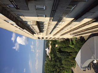 Témoignages Laure JANDET lors de son voyage en Ukraine