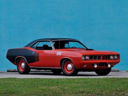 1971 Plymouth 'Cuda 426 Hemi