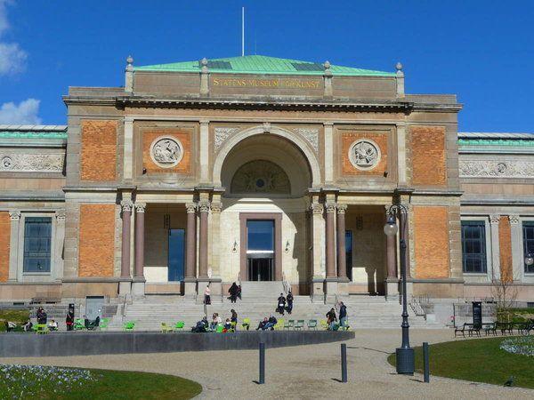 Statens Museum for Kunst (Musée d'Art Modern)