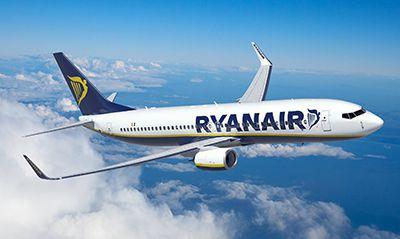 Le trafic de Ryanair en mars augmente de 6%