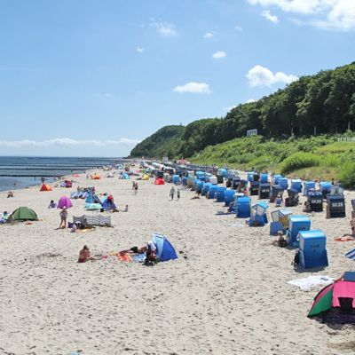 Ostseeurlaub in Koserow