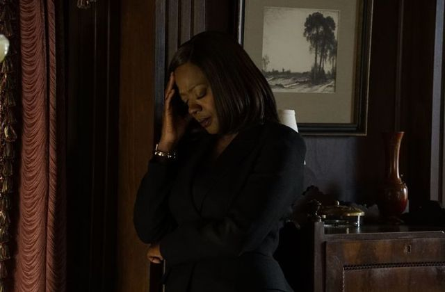 Critiques Séries : How to Get Away with Murder. Saison 4. Episode 7.