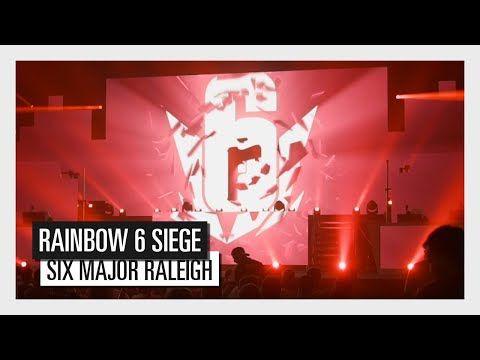 [ACTUALITE] Rainbow Six Siege - Les meilleures équipes esports vont s'affronter lors du Six Major à Raleigh