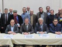 La nouvelle Communauté de communes du Grand Châteaudun a été installée ce mardi
