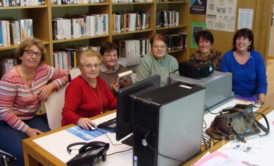 La bibliothèque à l'ère du numérique