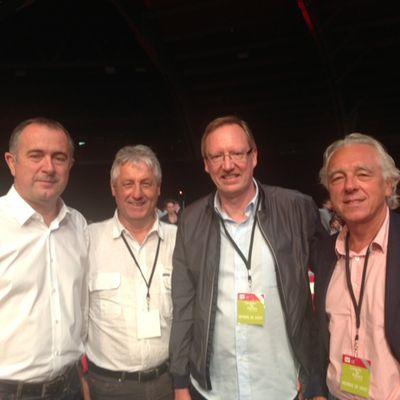 Samedi 6 juin : congrès du PS à Poitiers