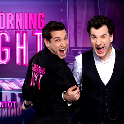 Michael Youn et sa bande de retour sur M6, jeudi soir à partir de 21h05 pour les 20 ans de Morning Live