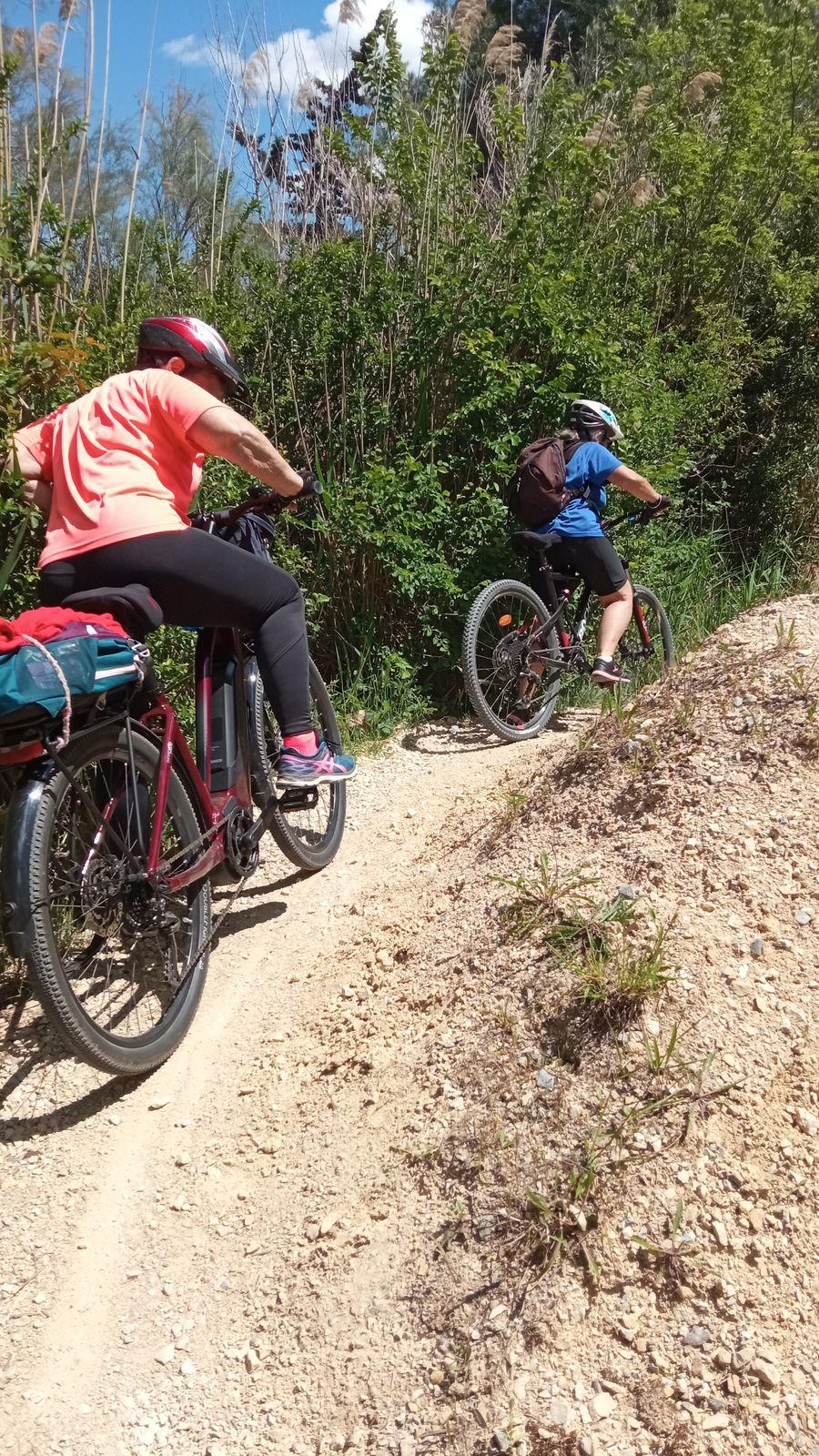 2021-05-07 Randonnée à Vélo en Camargue