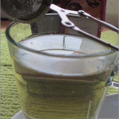 Partenariat avec Thé saveur café