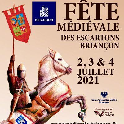 Briançon et fête médiévale