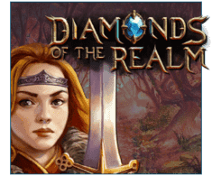 machine a sous Diamonds of the Realm logiciel Play'n Go