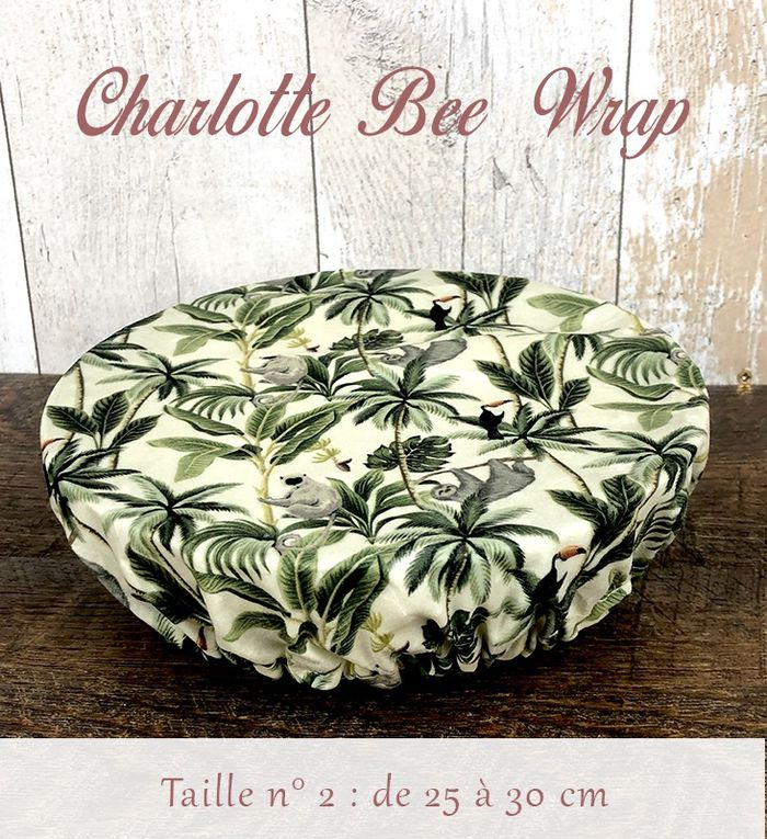 Pack de 3 charlottes Bee Wraps