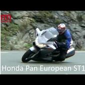 Honda Pan European ST1300 Review (2003)