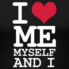 Just me, myself and I