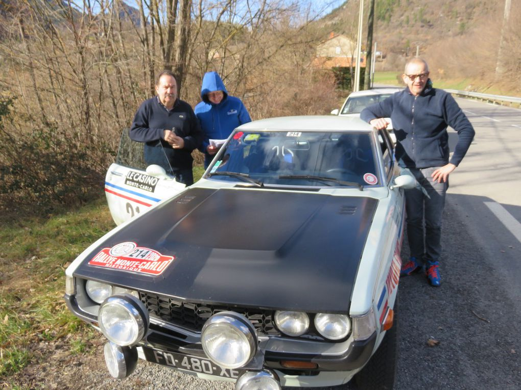Saint André les Alpes : Jean Richard : « My Toyota is fantastic ! »