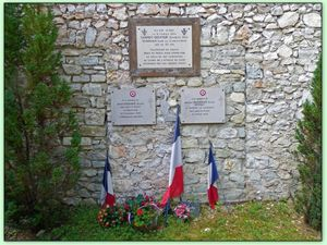 Commemoration Esparron: 10 mai - 11h00