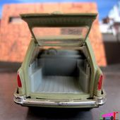 PANHARD PL 17 BREAK 1964 LES MINIATUES DE NOREV 1/43 - car-collector.net