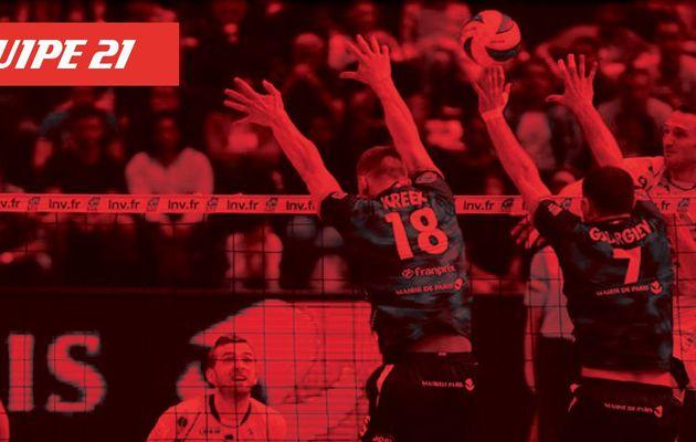 La LNV et l'équipe 21 signent un accord pour la diffusion des championnats de France de Volley