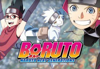 Boruto: Naruto Next Generations la série : partie 6