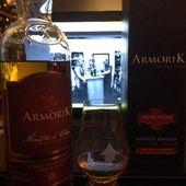 Armorik 'Maître de Chais' - Passion du Whisky