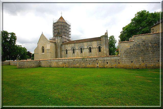 Diaporama château de Surgères