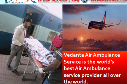 A Stroke Patient Transferred by Vedanta Air Ambulance Service from Mumbai to Vellore