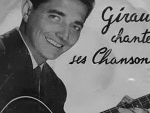 daniel giraud, il rejoint le monde du spectacle par hasard et il se lance dans la chanson dès la fin des années 1950