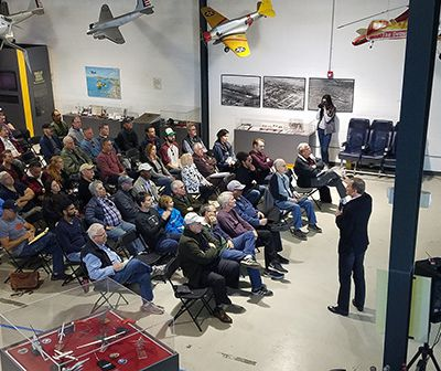 Santa Monica-Area GA Enthusiasts Respond Positively to Benefits of Electric Flight