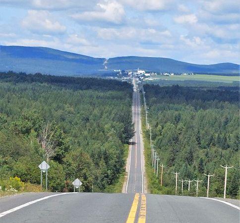 Spécial Québec 2021 (26) ... De L'Islet vers la Beauce par les Appalaches