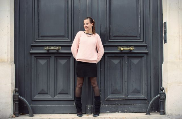 Pink Flashdance (CONCOURS)