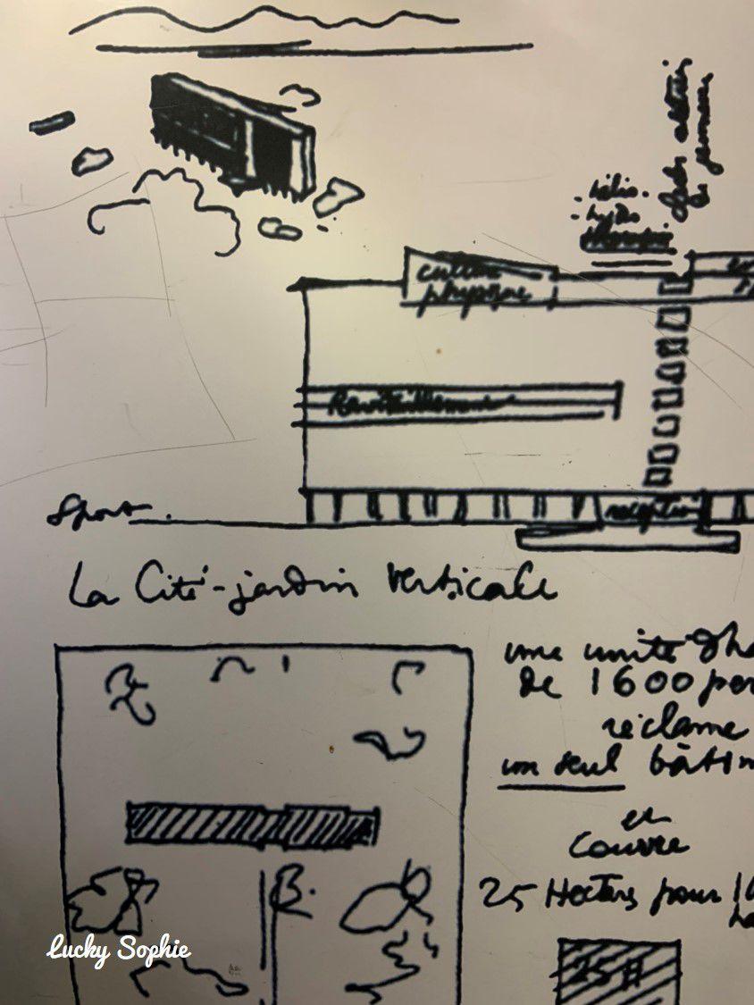 Parcours Le Corbusier à Firminy