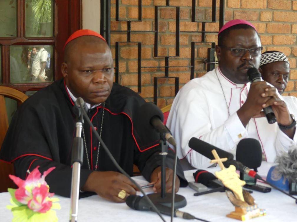 Les évêques centrafricains lancent un appel à l'unité nationale