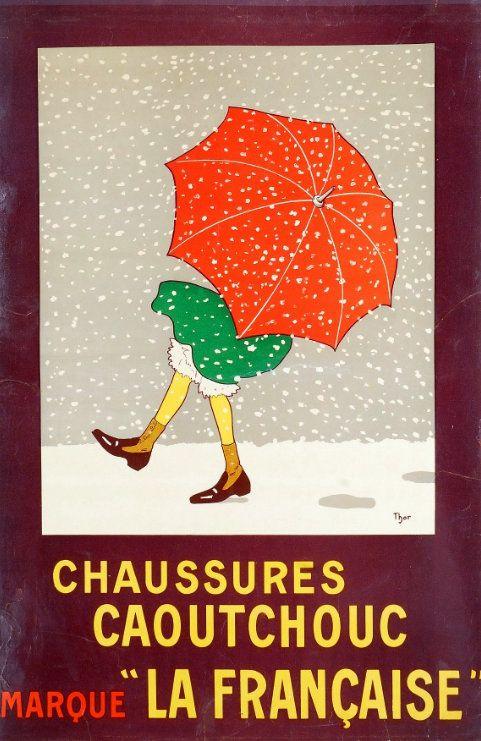 PUBLICITES :  AUTOUR  DE  LA  CHAUSSURE !... (PARTIE 1)