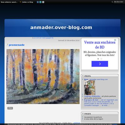 Le blog de anmader.over-blog.com