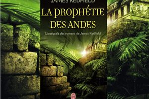 La prophétie des Andes, de James Redfield
