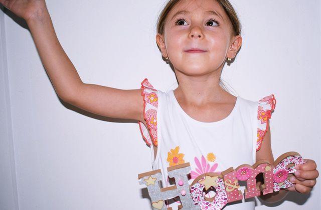 Lilia 6 ans