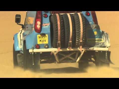 Rallye des Pharaons 2012 - Etape 5