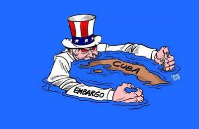 Cuba relève le soutien politique contre le blocus étasunien