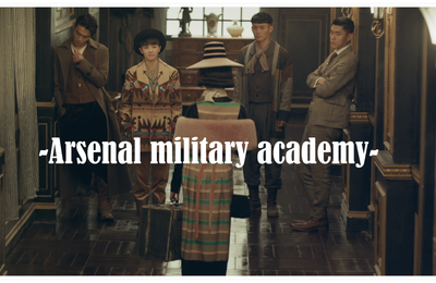 [Parmi eux] Arsenal Military Academy  烈火军校