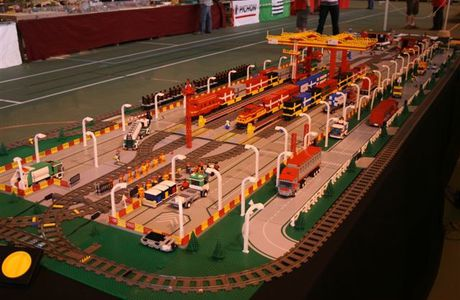 Expo maquettes de Chateaulin (29) 29 juin 2014