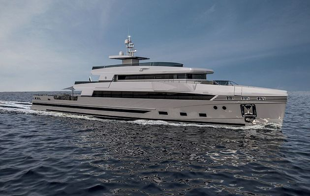 Rosetti Superyachts unveils a new frontier in yachting: the Remote Control Navigation